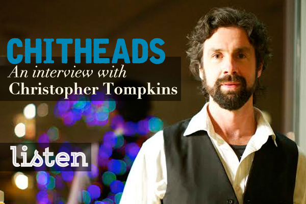 Christopher Tompkins on Tantra, the original Chakras, and