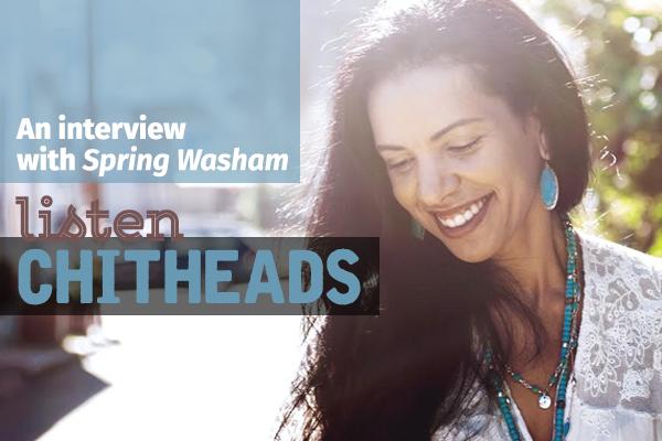 Spring Washam on Ayahuasca, Healing and Meditation Practice